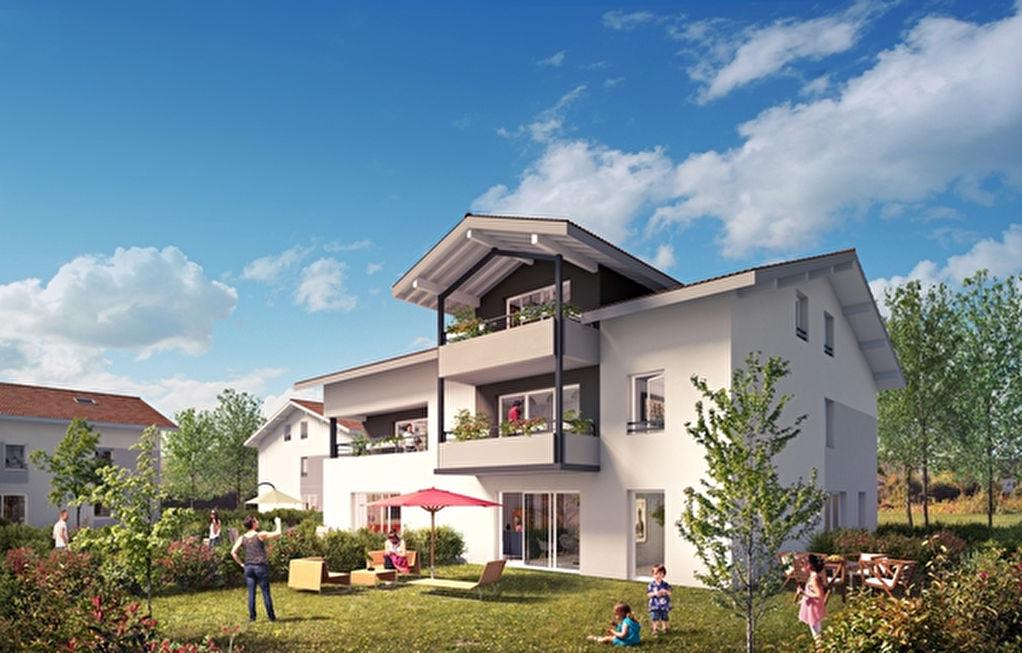 Appartement Thonon Les Bains 3 pièce(s) 61.95 m2