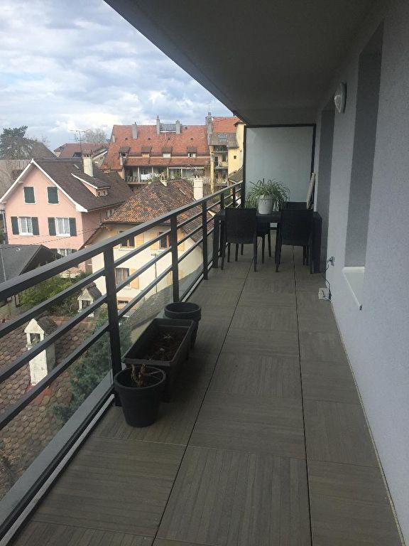 Appartement Thonon Les Bains 3 pièce(s) 59 m2