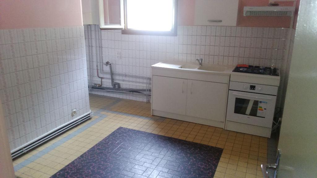 Appartement Pont Saint Vincent 3 pièce(s) 64.58 m2