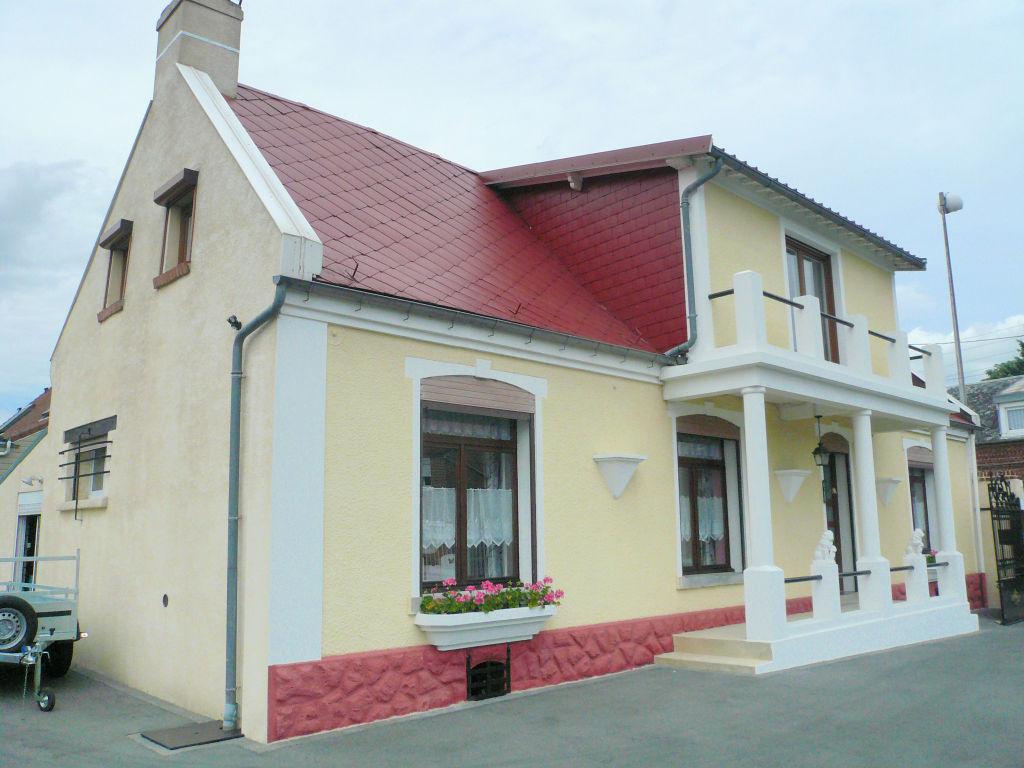 CAUDRY centre Maison individuelle remise � neuf